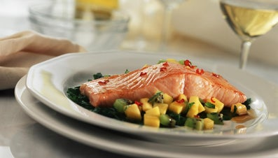 What Kind of Wine Do You Drink With Salmon?