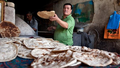 What Kinds of Food Do They Eat in Iraq?