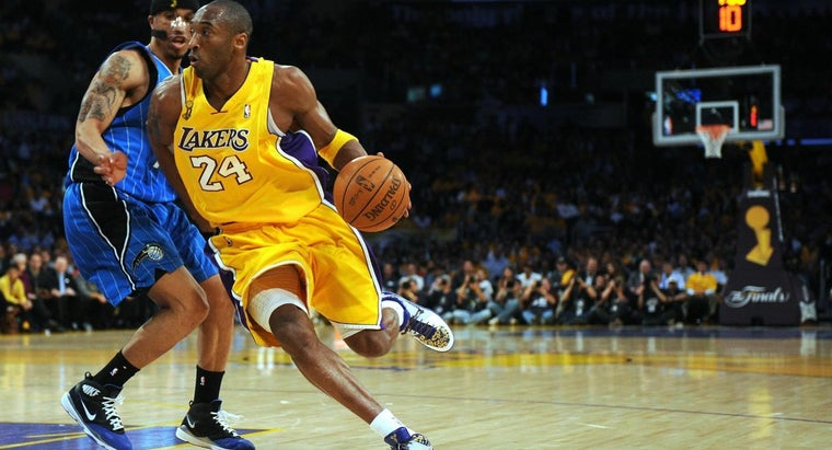 What Are Kobe Bryant's High School Stats?