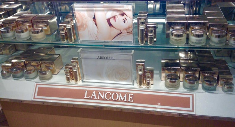 Where Are Lancome Products Sold?