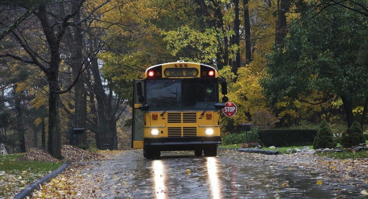 Do All Lanes of Traffic Have to Stop for a Stopped School Bus?
