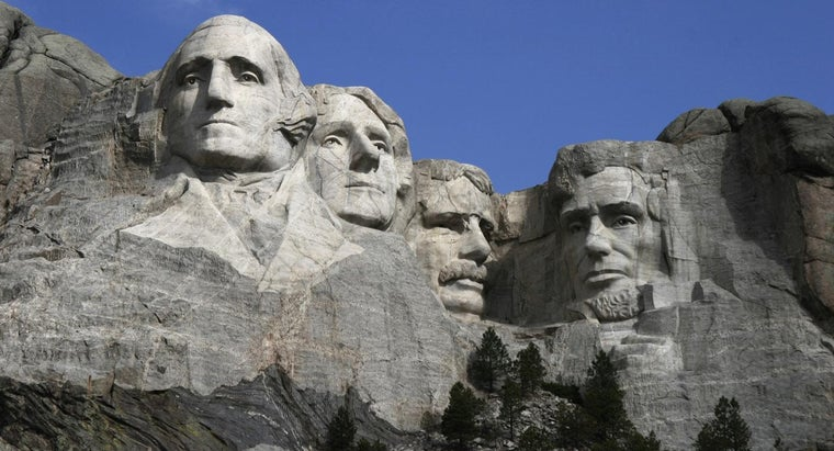 How Large Are the Faces on Mount Rushmore?