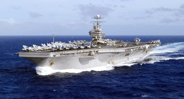 What Is the Largest Aircraft Carrier in the World?