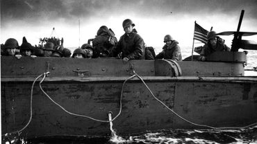 Which Was the Largest Amphibious Invasion in Military History?