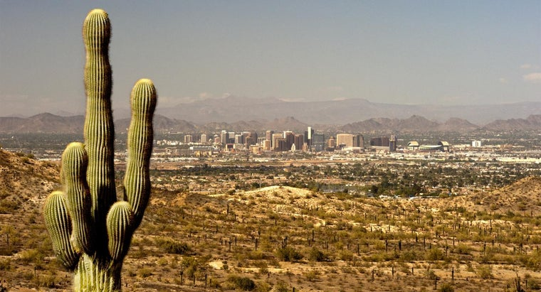What Is the Largest City in Arizona?