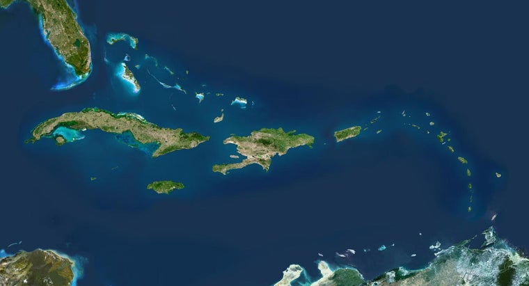 What Is the Largest Island in the West Indies?