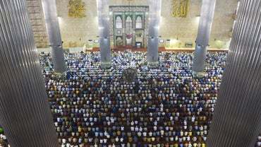What Is the Largest Mosque in the World?