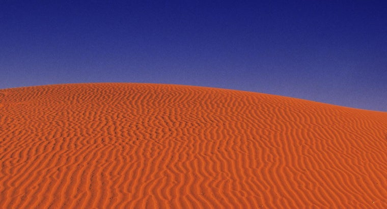What Are the Largest Sand Dunes?