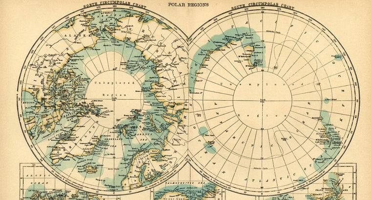 At What Latitudes Do the Arctic and Antarctic Circles Lie ...