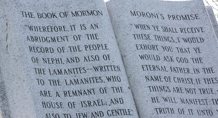 Are Latter-Day Saints and Mormons the Same?