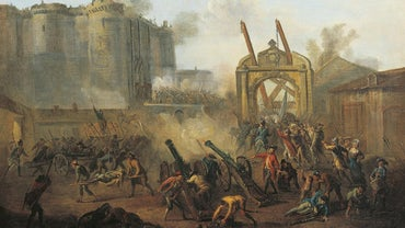 What Led to the Storming of the Bastille?
