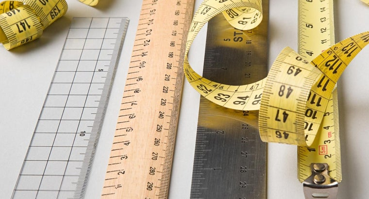 What Are Length by Width by Height Measurements?