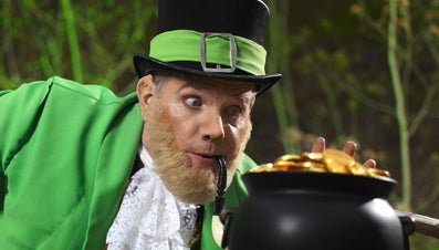 What Does the Leprechaun Represent?