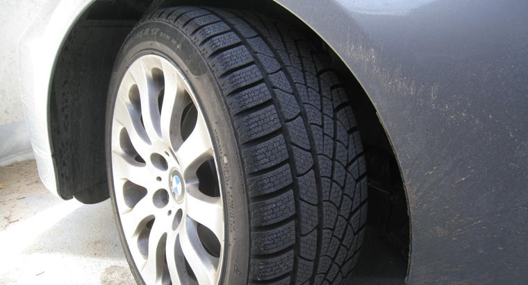 What Do the Letters in Your Tire Size Represent?