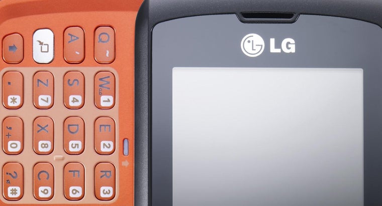Are LG Cellular Phone Manuals Available Online?