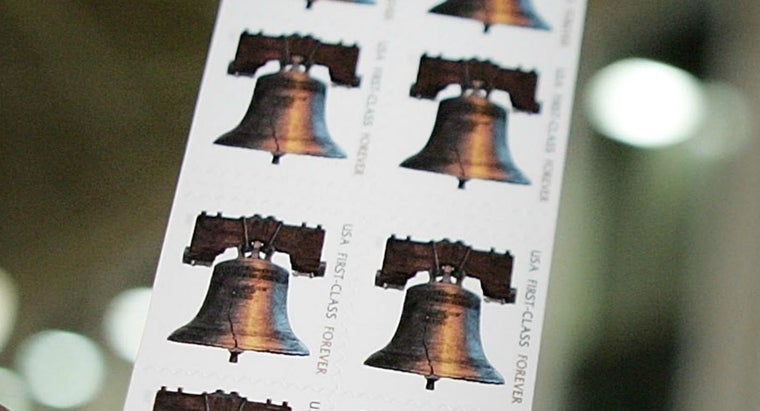 Is the Liberty Bell Stamp Still Usable?
