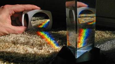 How Is Light Dispersed Through a Prism?