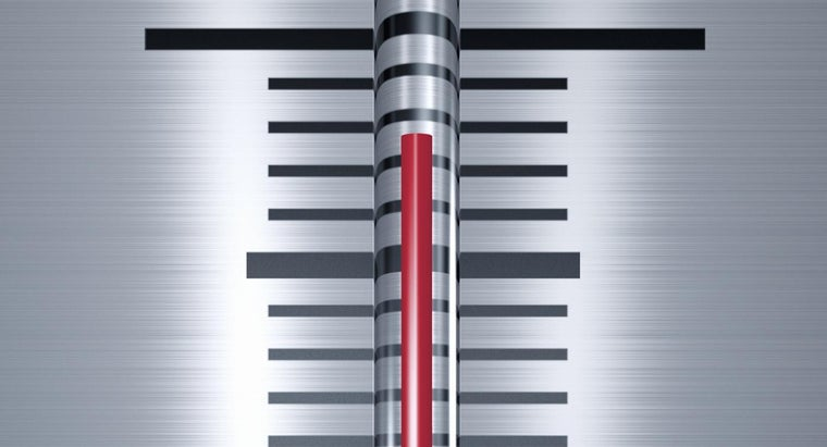 How Does a Liquid Thermometer Work?