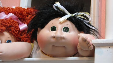 What Is a List of the Names of Cabbage Patch Dolls?