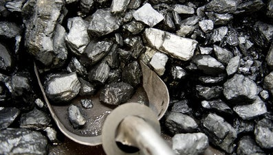 What Is a List of Things Made From Coal?