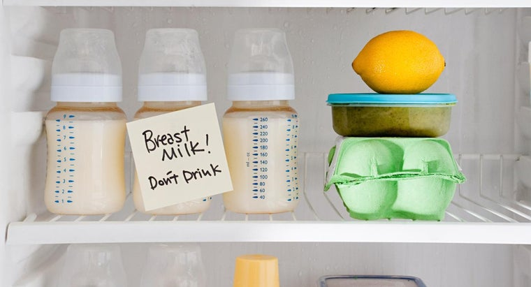 How Long Can You Store Breast Milk?