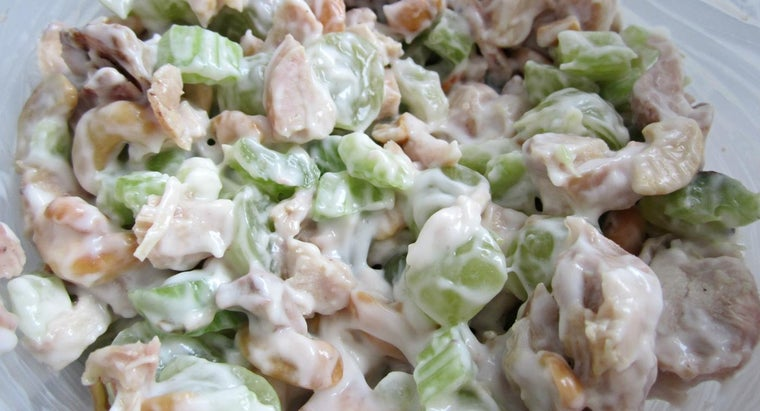 How Long Does Chicken Salad Last ?
