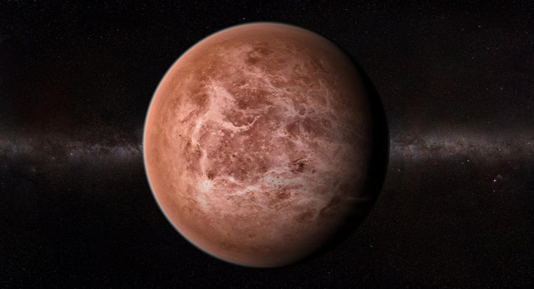 How Long Is a Day on Venus ?