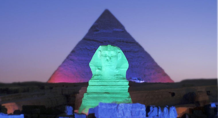 How Long Did It Take to Build the Great Sphinx?