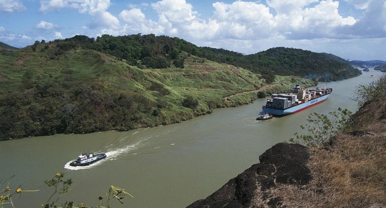 How Long Did It Take to Build the Panama Canal?