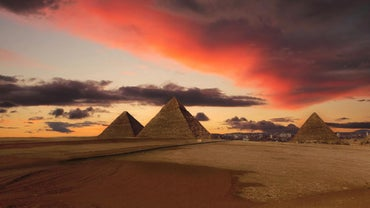 How Long Did It Take to Build a Pyramid?