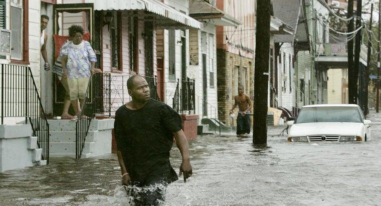 How Long Did Hurricane Katrina Last?