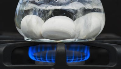 How Long Does It Take to Hard-Boil Eggs?