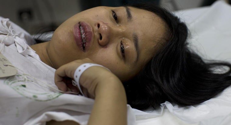 How Long Are You in the Hospital After a Miscarriage?