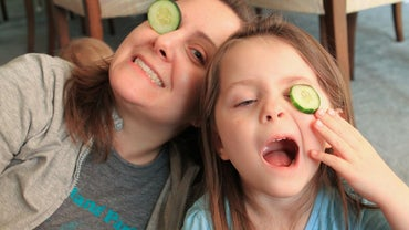 How Long Do You Leave Cucumbers on Your Eyes?