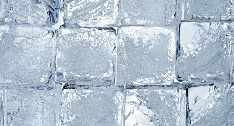 How Long Does It Take to Make Ice Cubes?