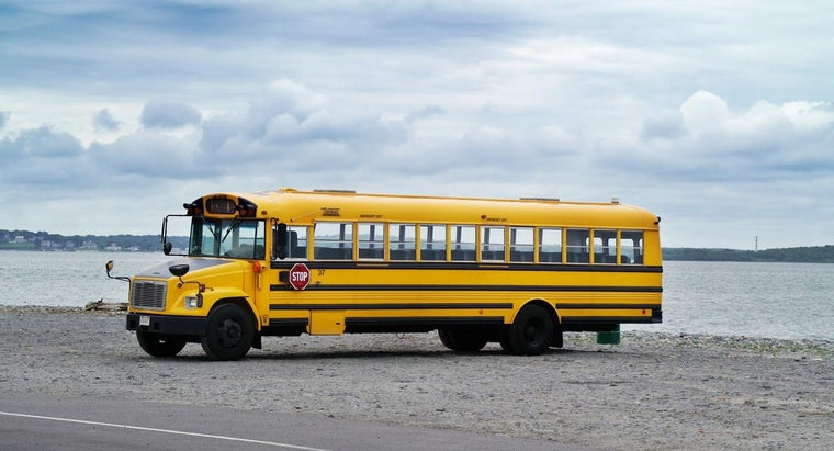 How Long Is a School Bus in Feet?