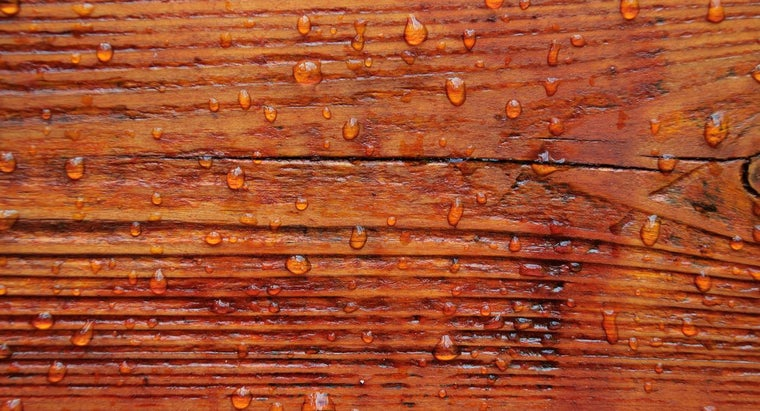 How Long Does It Take Wood Stain To Dry