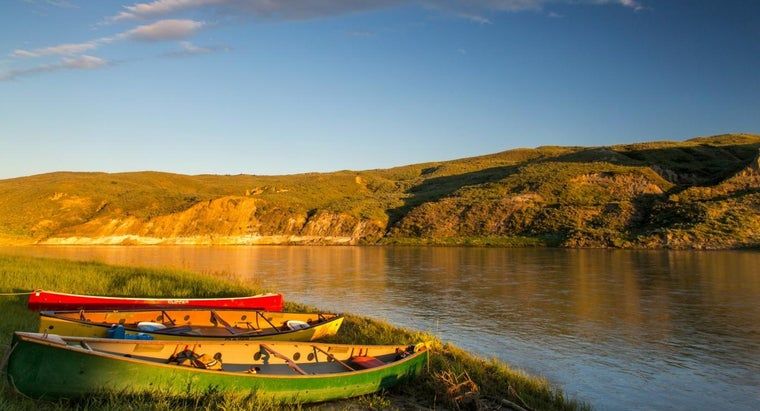 What Is the Longest River in North America?
