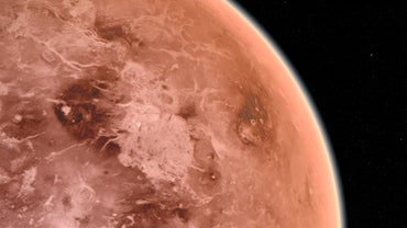 What Are the Low and High Temperatures on Venus?