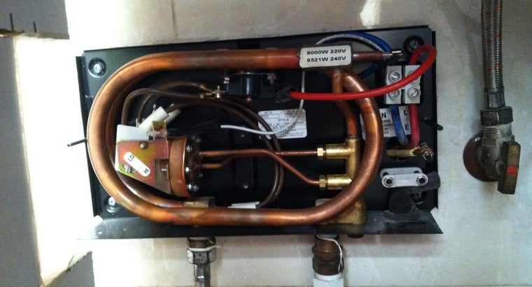 Does Lowe's Provide Information About Hot Water Heater Maintenance?