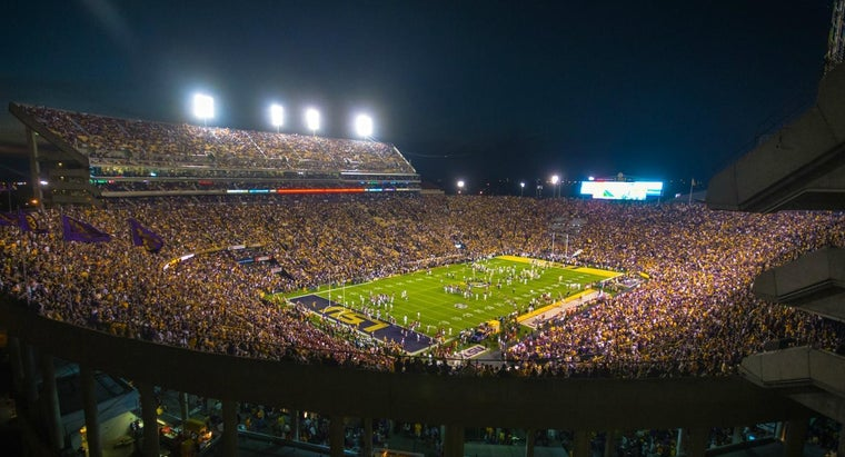 Where Is LSU's Death Valley?