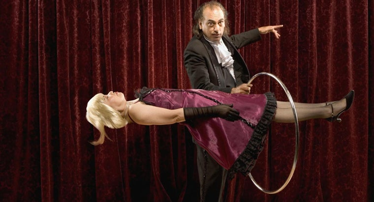 How Do Magicians Make Things Disappear?