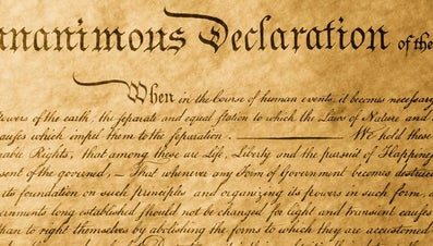 Who Was the Main Author of the Declaration of Independence?