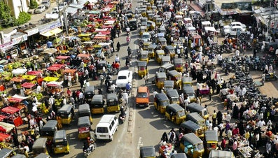 What Is the Main Cause of Traffic Jams?
