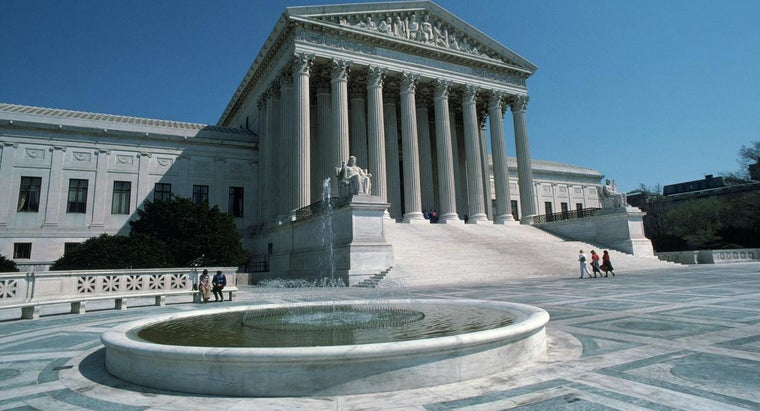 What Is the Main Function of the Judicial Branch?
