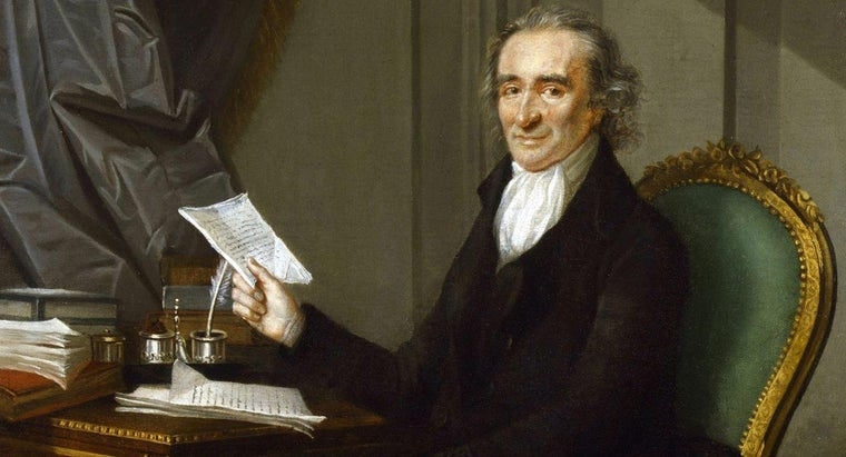 """What Is the Main Idea of """"The Crisis"""" by Thomas Paine?"""