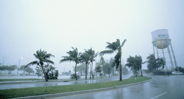 What Are the Main Parts of a Hurricane?
