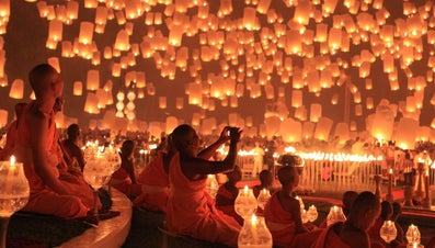 What Is the Main Religion in Thailand?