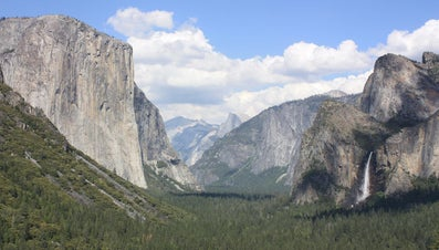 What Are Some Major Landforms in California?