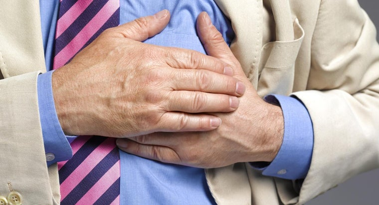 What Are the Major Symptoms of a Heart Attack?